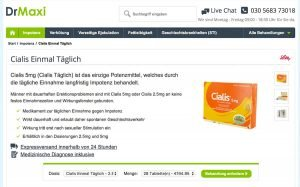 cialis daily kaufen