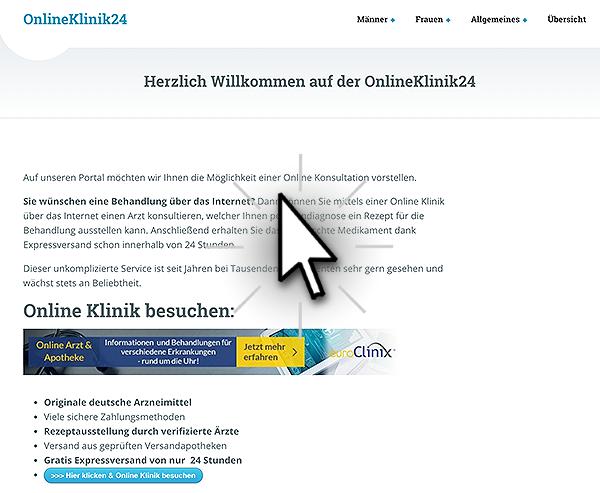 online klinik