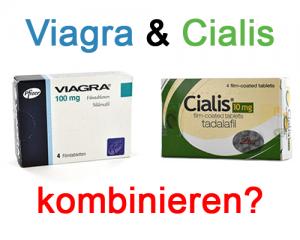 viagra und cialis kombinieren